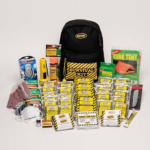 Deluxe Emergency Backpack Kit - 2 Person