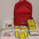 Emergency Backpack Kit - 1 Person