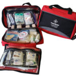 Deluxe Portable First Aid Kit