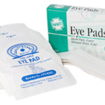 EYE PADS, 4/UNIT