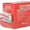 CETAFEN COUGH & COLD, 50/2'S BOX