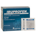 IBUPROFEN PAIN RELIEVER, 50/2'S BOX