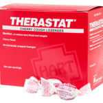 THERASTAT CHERRY COUGH LOZENGES, 50/BOX