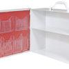 2 Shelf First Aid Cabinet - Pediatric - Stocked