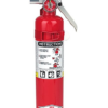 Fire Extinguisher - 2.5lb ABC Dry Chemical