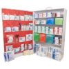 First Aid Station, ANSI 2015 Class A, 5 Shelf, Stocked