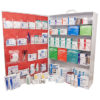 First Aid Station, ANSI 2015 Class B, 5 Shelf, Stocked