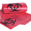INFECTIOUS WASTE BAGS, 7-10 GALLON, 50/ROLL