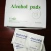 Alcohol Prep Pads (100/box)