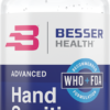 Hand Sanitizer Gel(4oz)